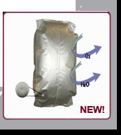 25kg Barrier Bags